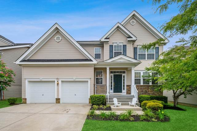 11 Feakes Drive, Middletown, NJ 07748 (#22018109) :: Daunno Realty Services, LLC
