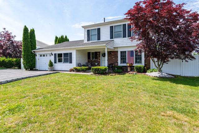 110 S Appletree Road, Howell, NJ 07731 (MLS #22018229) :: Provident Legacy Real Estate Services, LLC
