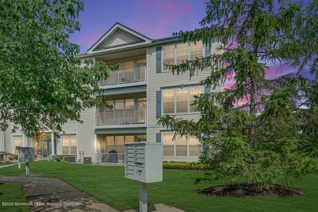 403 Saint Andrews Place, Manalapan, NJ 07726 (MLS #22018505) :: William Hagan Group