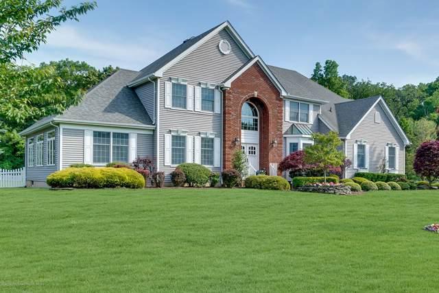 234 Pin Oak Road, Freehold, NJ 07728 (MLS #22018759) :: The CG Group | RE/MAX Real Estate, LTD