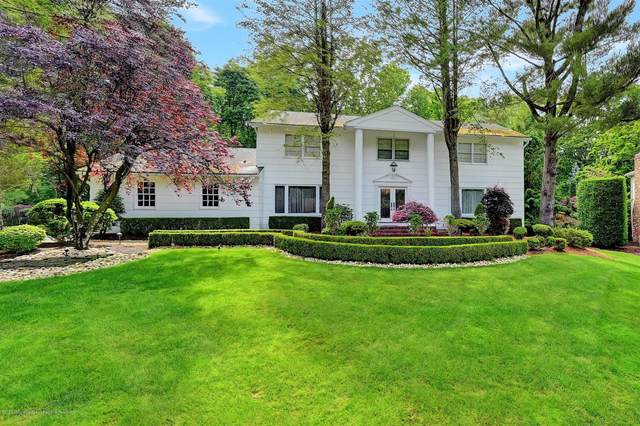 7 Churchill Court, Morganville, NJ 07751 (MLS #22018850) :: The MEEHAN Group of RE/MAX New Beginnings Realty