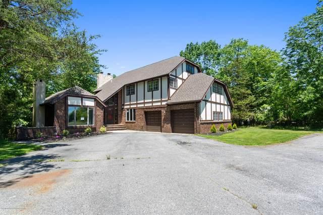 122 Larrison Road, Wrightstown, NJ 08562 (MLS #22018926) :: The Sikora Group