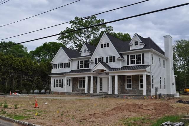 78 Cathedral Avenue, Florham Park, NJ 07932 (MLS #22018955) :: The Sikora Group