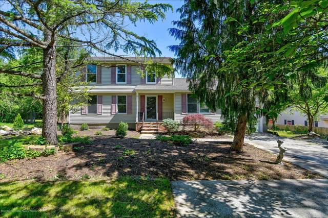23 Willow Brook Road, Freehold, NJ 07728 (MLS #22019137) :: The Sikora Group