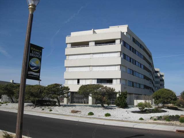 525 Ocean Boulevard #311, Long Branch, NJ 07740 (#22019234) :: Nexthome Force Realty Partners