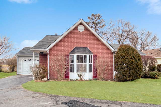 15 Farnworth Close #1000, Freehold, NJ 07728 (MLS #22019495) :: The Premier Group NJ @ Re/Max Central