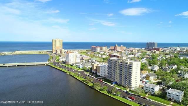 510 Deal Lake Drive 1B, Asbury Park, NJ 07712 (MLS #22019543) :: The MEEHAN Group of RE/MAX New Beginnings Realty