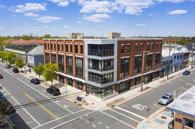 707 Bangs Avenue #301, Asbury Park, NJ 07712 (MLS #22019595) :: The MEEHAN Group of RE/MAX New Beginnings Realty