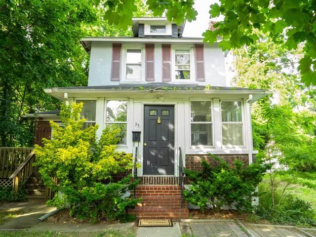 33 Cedar Avenue, Fair Haven, NJ 07704 (MLS #22019597) :: William Hagan Group