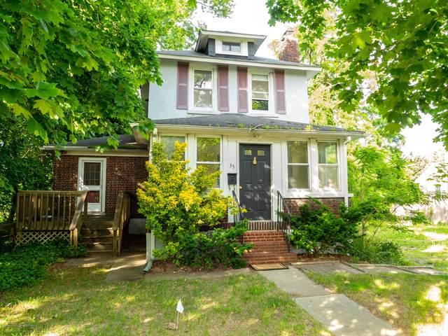 33 Cedar Avenue, Fair Haven, NJ 07704 (MLS #22019599) :: William Hagan Group