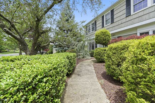 151 Ivy Hill Drive, Aberdeen, NJ 07747 (MLS #22019647) :: The MEEHAN Group of RE/MAX New Beginnings Realty