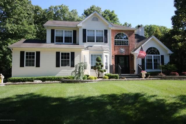 18 Glassboro Drive, Tinton Falls, NJ 07724 (#22020065) :: Daunno Realty Services, LLC