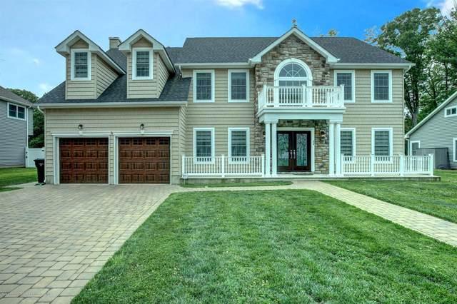 28 Dorset Road, Ocean Twp, NJ 07712 (MLS #22020093) :: The MEEHAN Group of RE/MAX New Beginnings Realty