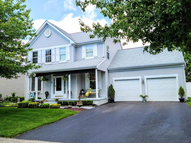 8 Brent Drive, Howell, NJ 07731 (MLS #22020116) :: The MEEHAN Group of RE/MAX New Beginnings Realty