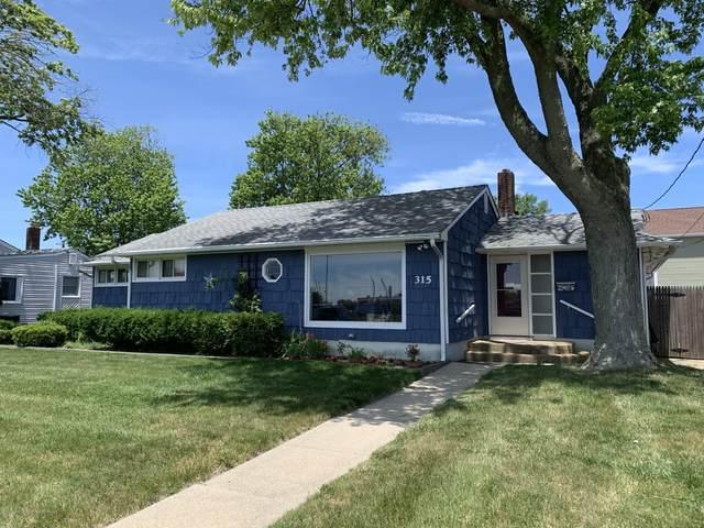 315 Yale Avenue, Point Pleasant Beach, NJ 08742 (MLS #22020397) :: The Dekanski Home Selling Team