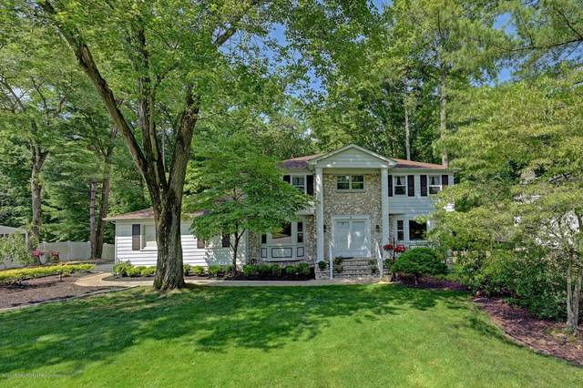 1 Churchill Court, Morganville, NJ 07751 (MLS #22020593) :: The MEEHAN Group of RE/MAX New Beginnings Realty
