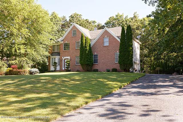 5 Dominion Drive, Jackson, NJ 08527 (MLS #22020610) :: The MEEHAN Group of RE/MAX New Beginnings Realty