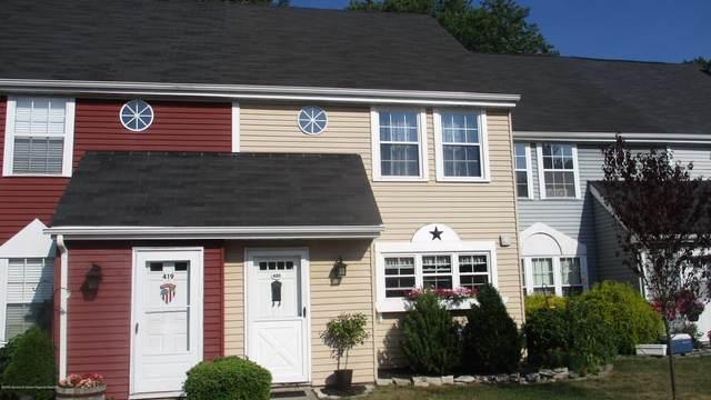 420 Ibis Court, Tuckerton, NJ 08087 (MLS #22020617) :: The Ventre Team