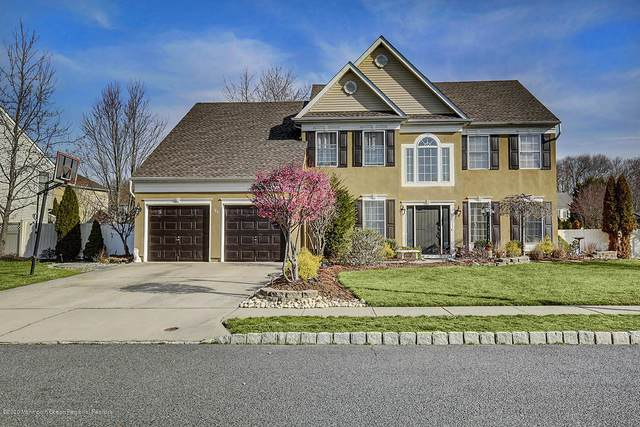 31 Paceview Drive, Howell, NJ 07731 (MLS #22020637) :: William Hagan Group