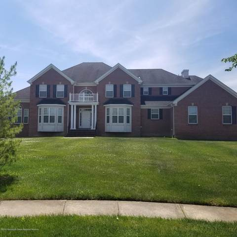 9 Bridle Court, Jackson, NJ 08527 (MLS #22020651) :: The MEEHAN Group of RE/MAX New Beginnings Realty