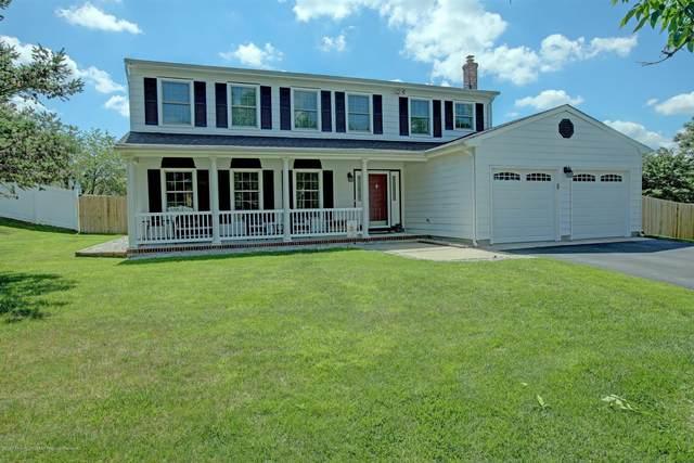 48 Pinyon Street, Howell, NJ 07731 (MLS #22020765) :: The MEEHAN Group of RE/MAX New Beginnings Realty