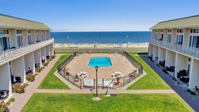 448 Ocean Avenue 28B, Long Branch, NJ 07740 (MLS #22020783) :: William Hagan Group
