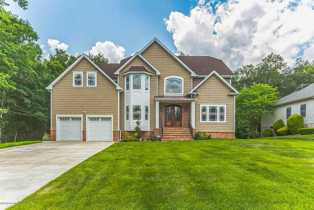 64 Overlook Drive, Jackson, NJ 08527 (MLS #22020803) :: The MEEHAN Group of RE/MAX New Beginnings Realty
