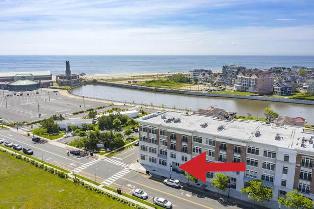 300 Cookman Avenue #104, Asbury Park, NJ 07712 (MLS #22020873) :: Team Gio | RE/MAX
