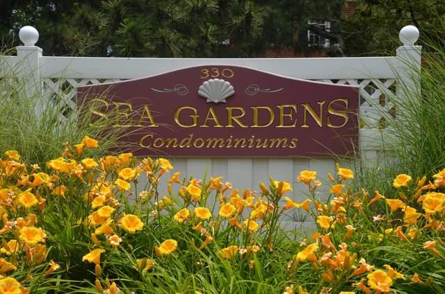 330 Route 35 #13, Point Pleasant Beach, NJ 08742 (MLS #22020917) :: The Dekanski Home Selling Team