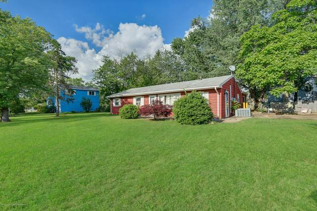83 S Cooks Bridge Road, Jackson, NJ 08527 (MLS #22020966) :: William Hagan Group