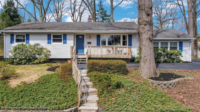5 Corey Drive, Oakhurst, NJ 07755 (MLS #22020999) :: The MEEHAN Group of RE/MAX New Beginnings Realty