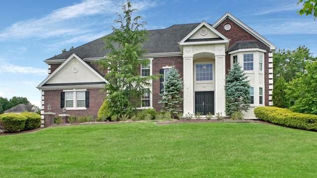 16 Fox Hollow Drive, Jackson, NJ 08527 (MLS #22021081) :: The Sikora Group