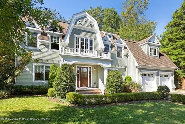 130 Oak Place, Fair Haven, NJ 07704 (MLS #22021154) :: The Sikora Group