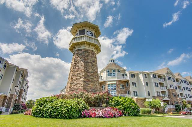 22 Cooper Avenue #107, Long Branch, NJ 07740 (MLS #22021328) :: The MEEHAN Group of RE/MAX New Beginnings Realty