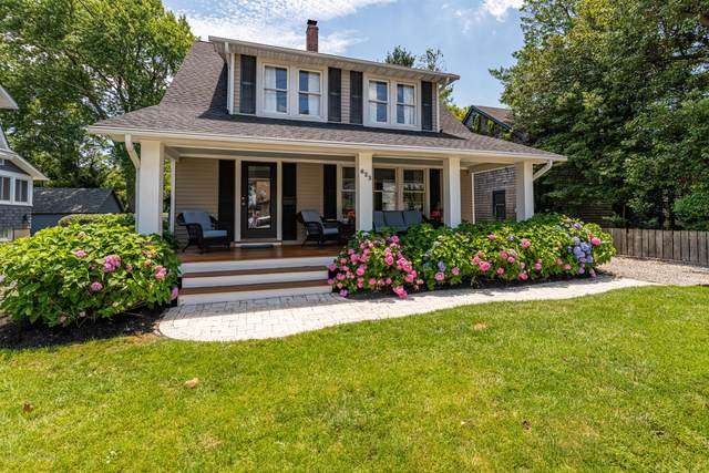622 Atlantic Avenue, Point Pleasant Beach, NJ 08742 (MLS #22021409) :: The Dekanski Home Selling Team