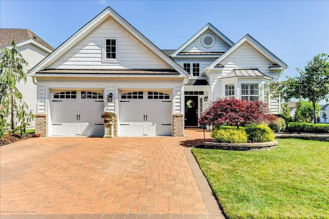 9 Northcrest Drive, Tinton Falls, NJ 07724 (MLS #22021496) :: The Dekanski Home Selling Team