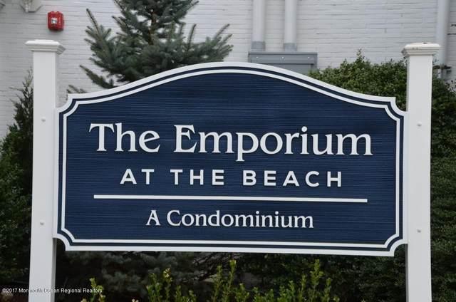 622 Trenton Avenue #312, Point Pleasant Beach, NJ 08742 (MLS #22021540) :: The Dekanski Home Selling Team