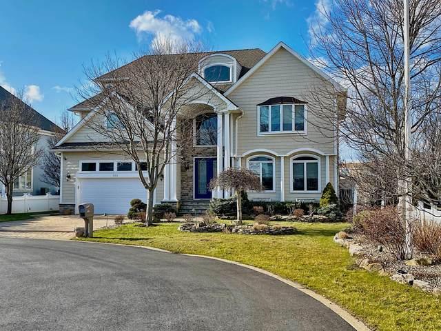 123 Curtis Point Drive, Mantoloking, NJ 08738 (MLS #22021681) :: The Dekanski Home Selling Team