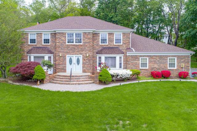 72 Tally Drive, Freehold, NJ 07728 (MLS #22021752) :: The CG Group | RE/MAX Real Estate, LTD