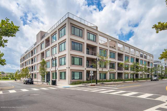 601 Heck Street #303, Asbury Park, NJ 07712 (MLS #22021802) :: The Ventre Team