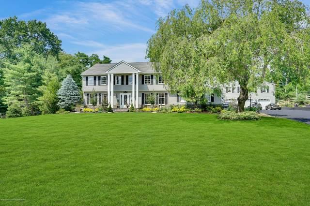 4 Brandywine Lane, Colts Neck, NJ 07722 (MLS #22021873) :: The CG Group | RE/MAX Real Estate, LTD