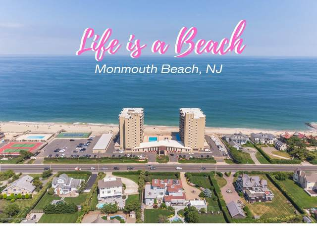 45 Ocean Avenue 5A, Monmouth Beach, NJ 07750 (MLS #22021895) :: The MEEHAN Group of RE/MAX New Beginnings Realty