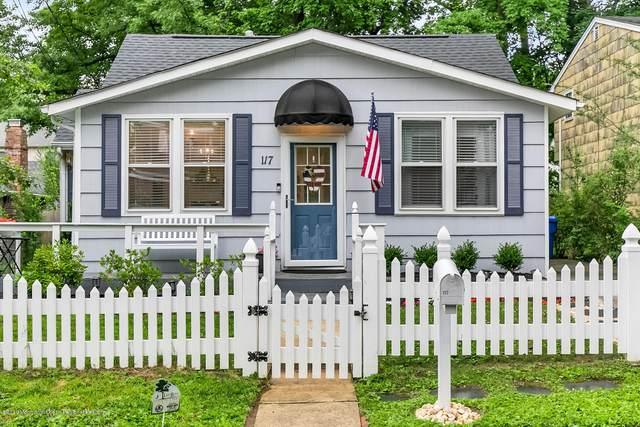 117 Maplewood Avenue, Atlantic Highlands, NJ 07716 (MLS #22021926) :: The Sikora Group