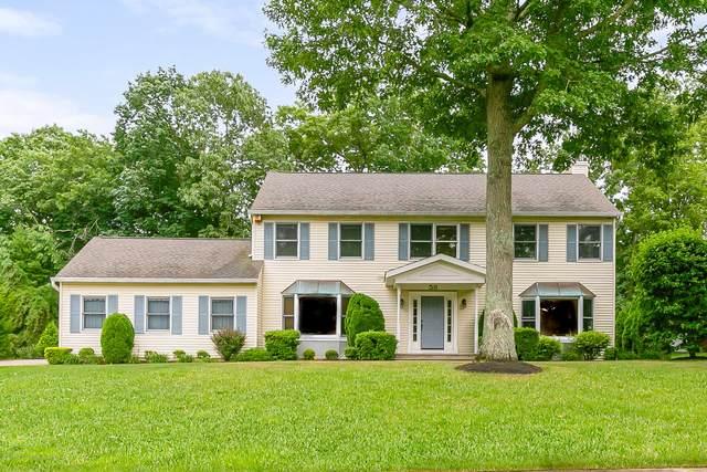 58 Windsor Drive, Eatontown, NJ 07724 (MLS #22021941) :: The Dekanski Home Selling Team