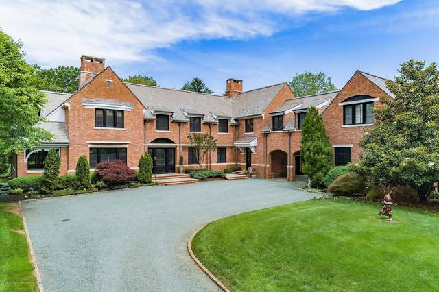 18 Sheraton Lane, Rumson, NJ 07760 (#22022031) :: Nexthome Force Realty Partners