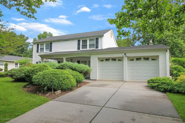 8 Hill Circle, Marlboro, NJ 07746 (MLS #22022048) :: The Premier Group NJ @ Re/Max Central
