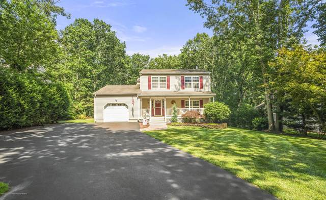 571 Constitution Drive, Jackson, NJ 08527 (#22022056) :: Nexthome Force Realty Partners
