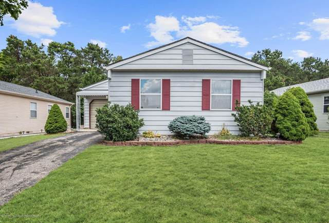 106 Orlando Boulevard, Toms River, NJ 08757 (MLS #22022057) :: William Hagan Group