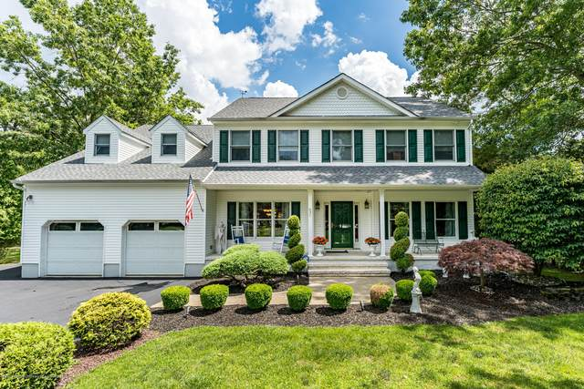 631 Jackson Mills Road, Jackson, NJ 08527 (MLS #22022082) :: The CG Group | RE/MAX Real Estate, LTD