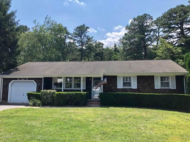 162 Smith Circle, Point Pleasant, NJ 08742 (MLS #22022098) :: The Dekanski Home Selling Team